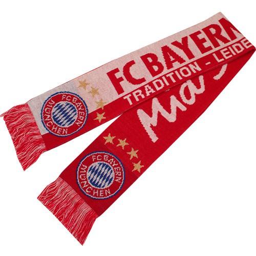 FC Bayern scarf mia san mia