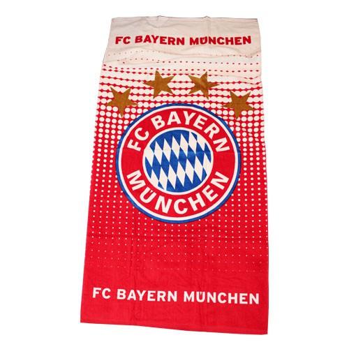 FC Bayern beach towel
