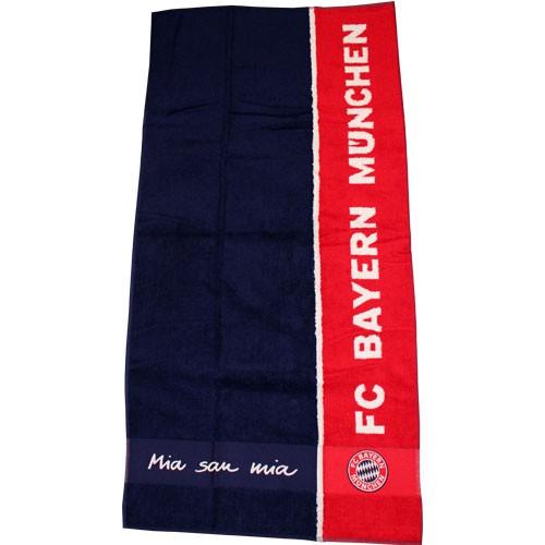 FC Bayern towel mia san mia 2013/14