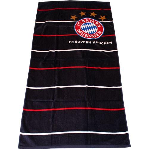 FC Bayern towel - stripes