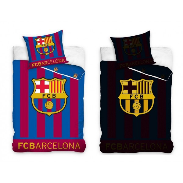 barcelona sengetøj FC Barcelona sengetøj   glow in the dark | Barca sengesæt i sort barcelona sengetøj