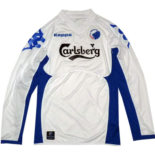 FC Copenhagen home jersey CL 11-12