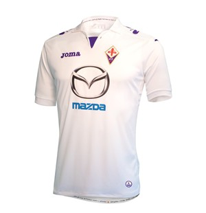Fiorentina away shirt small sleeve 2013/14