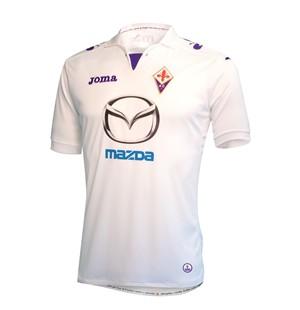 Fiorentina away shirt small sleeve 2013/14