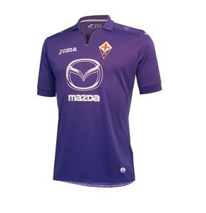 Fiorentina hjemme trøje 2013/14