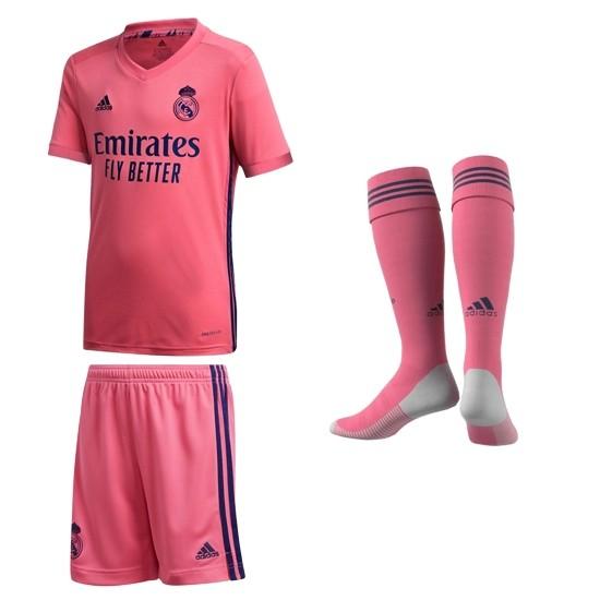 Real Madrid ude sæt 2020/21 - børn