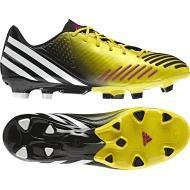 Adidas Predator cleats - yellow