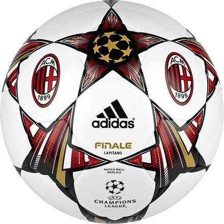 AC Milan Champions League replica ball 2013/14