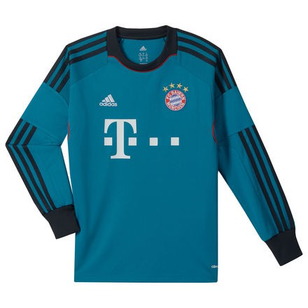 FC Bayern goalie jersey long sleeve 2013/14 - youth