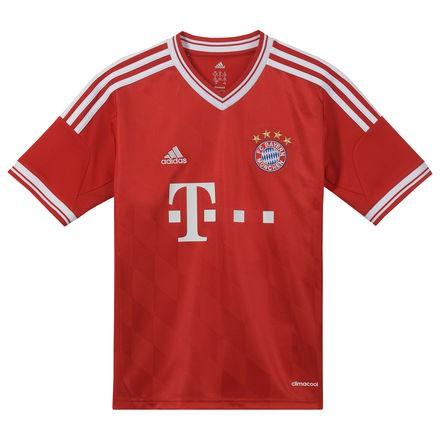 FC Bayern hjemme trøje 2013/14 børn
