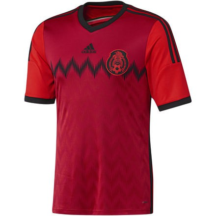 Mexico away jersey world cup 2014