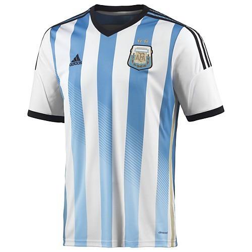 Argentina hjemme trøje 2014 børn