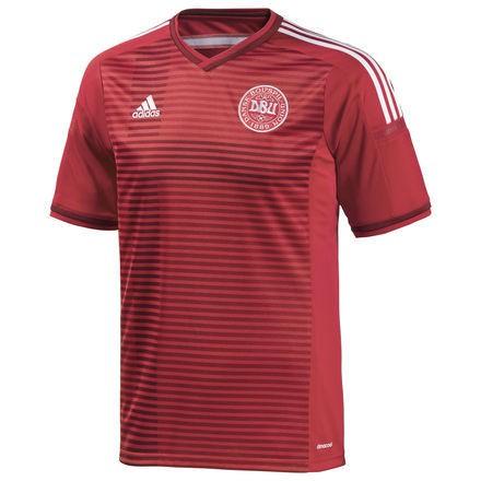 Danmark hjemme trøje 2013/15