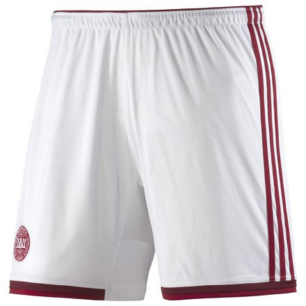 Denmark DBU home shorts 2013/15 - youth