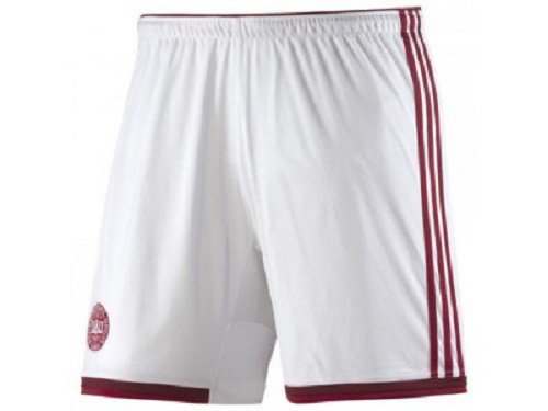 Denmark DBU home shorts 2009/11 - youth