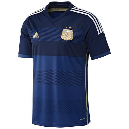 Argentina ude trøje - VM 2014 - voksen