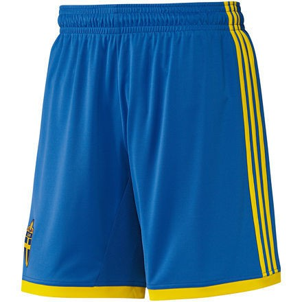 Sweden home shorts 2013/15 - mens