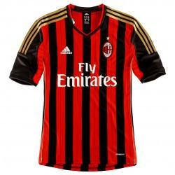 AC milan home jersey 2013/14