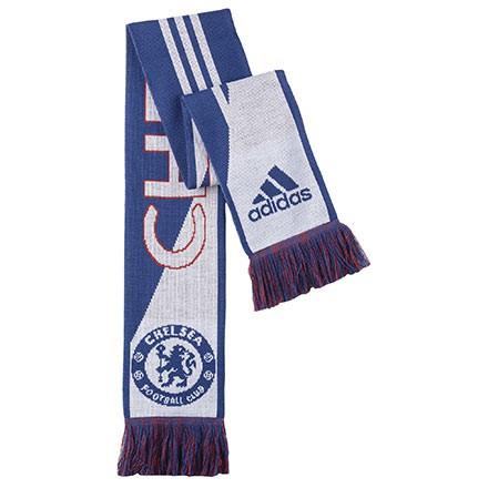 Chelsea FC 3 stripe scarf 13/14