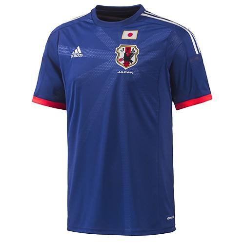 Japan home jersey World Cup 2014