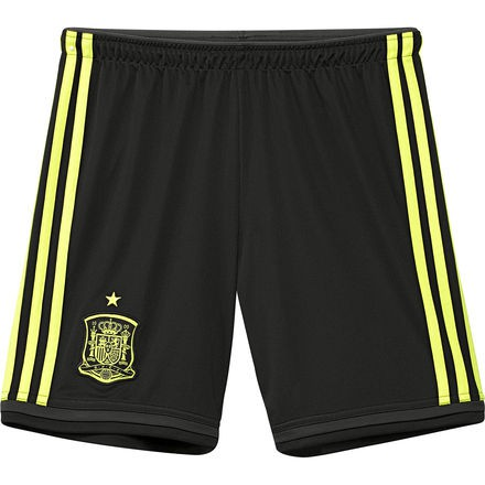 Spain away shorts world cup 2014