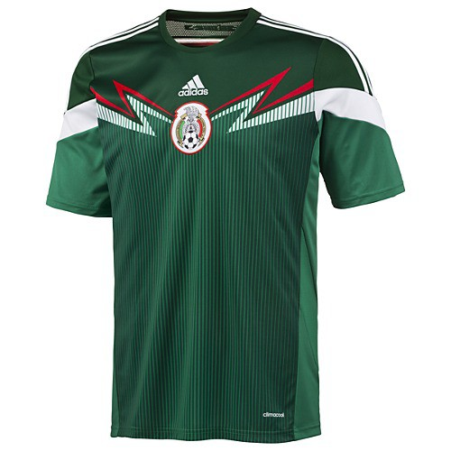 Mexico home jersey World Cup 2014 - mens