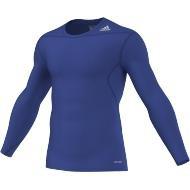 TF base layer long sleeve - blue