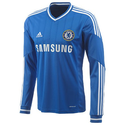 Chelsea FC Home Jersey Long Sleeve 13/14