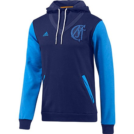 Real Madrid authentic hood 2013/14