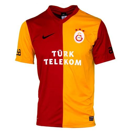 Galatasaray hjemmetrøje 2011/12