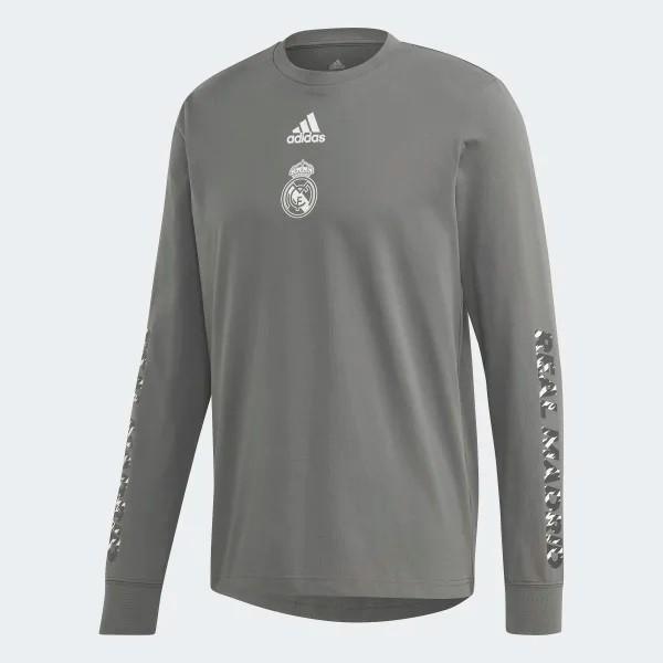 Real Madrid tee - black - gold