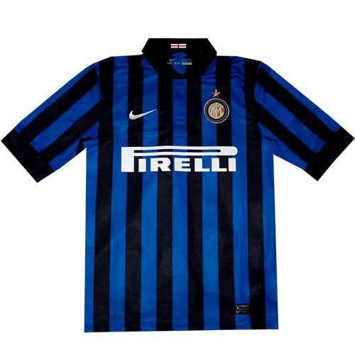 Inter home jersey 11-12