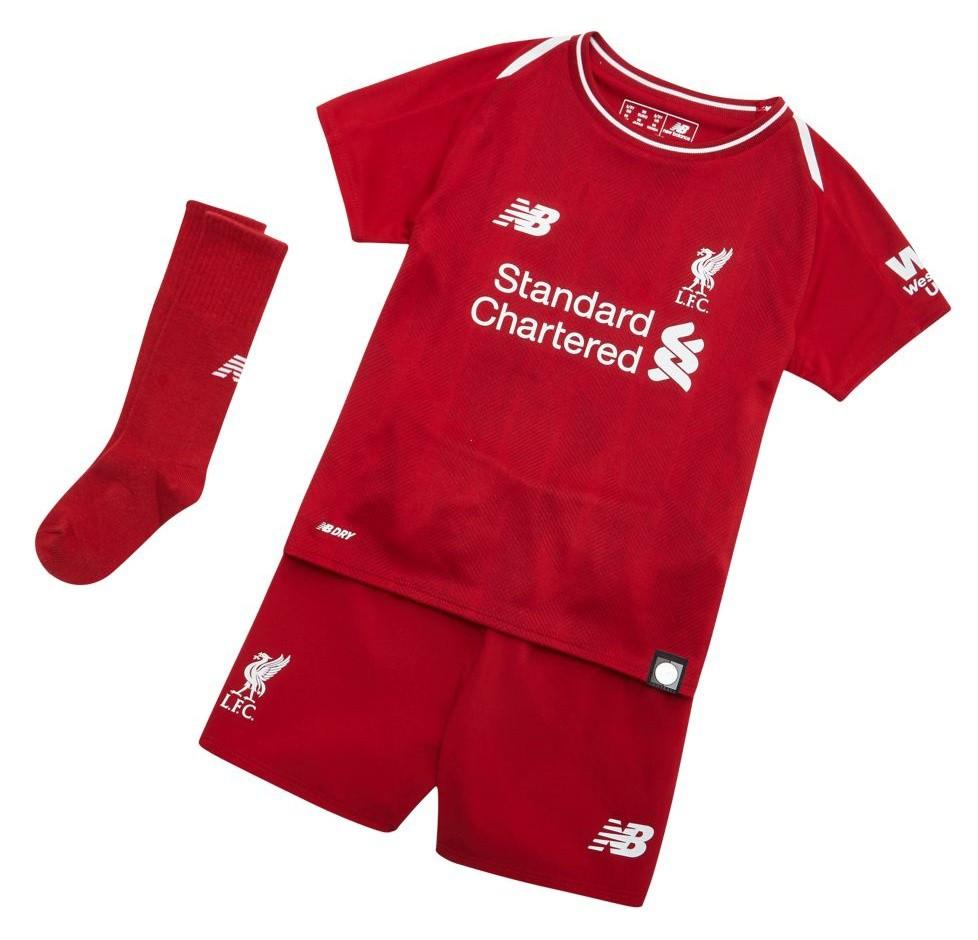 Liverpool home infants kit - little boys