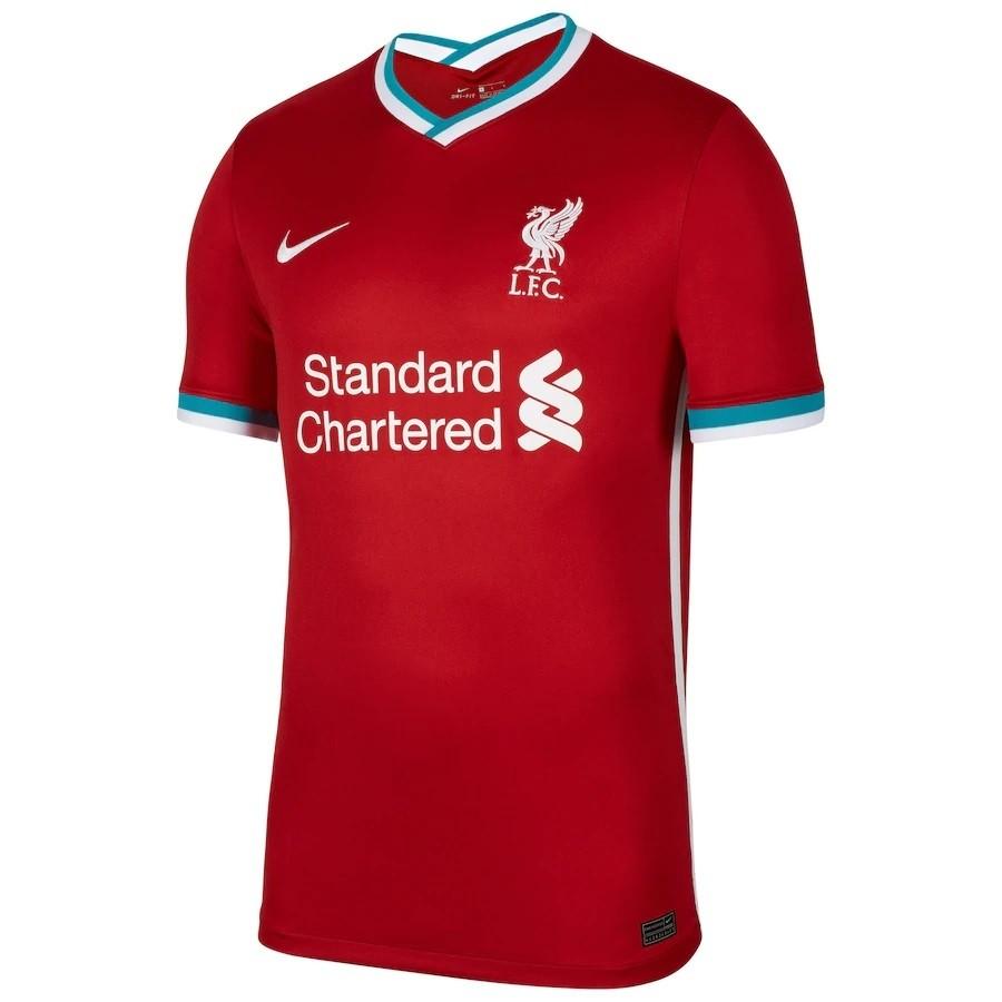 Liverpool home jersey 2020/21 - men's