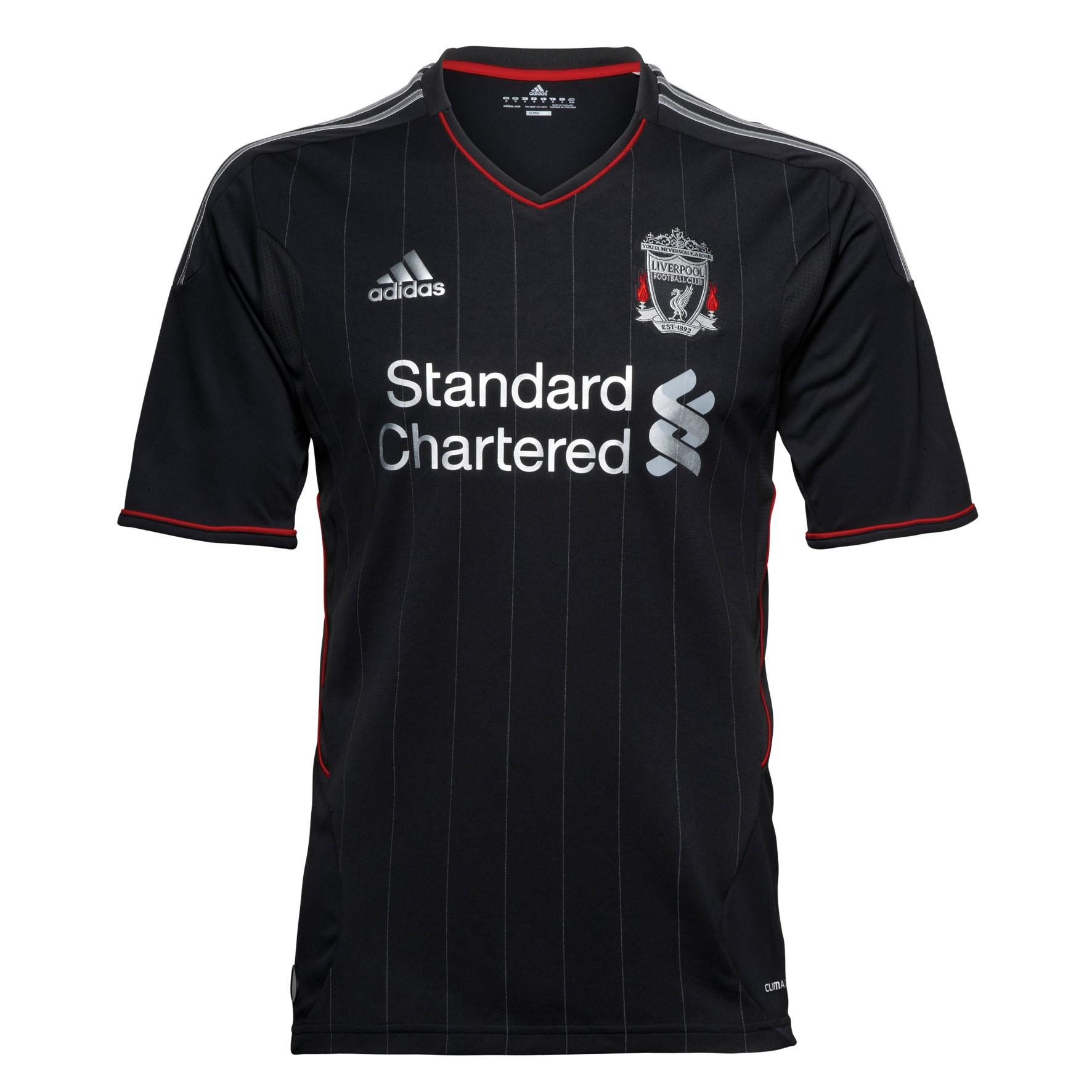 Liverpool udetrøje 2011/12 - børn