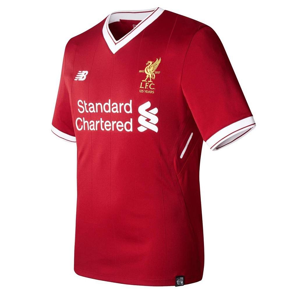 Liverpool home jersey 2017/18 - youth