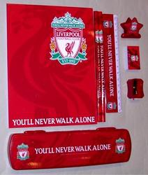 Liverpool stationary kit - 8 pieces