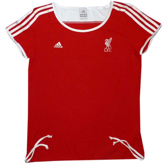 Liverpool leisure tee 2010/11 - women's