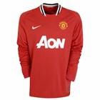 Man Utd home jersey L/S