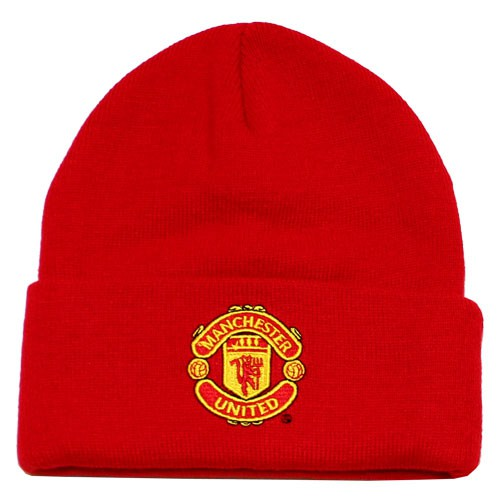 Manchester United knitted hat 2013/14