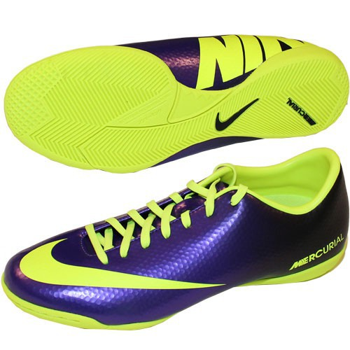 Mercurial Victory IV IC shoes - purple - Mens
