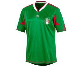 Mexico hjemmetrøje - VM 2010