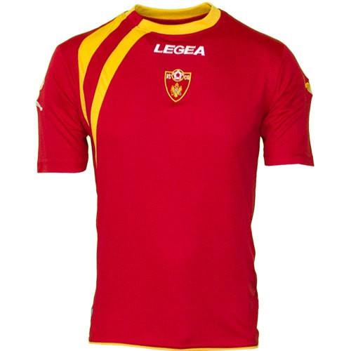 Montenegro home jersey 2012/14