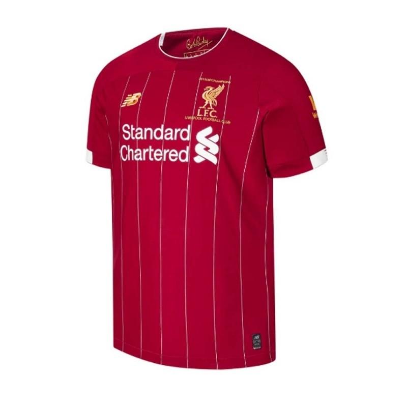 Liverpool home jersey 2018/19 - men's