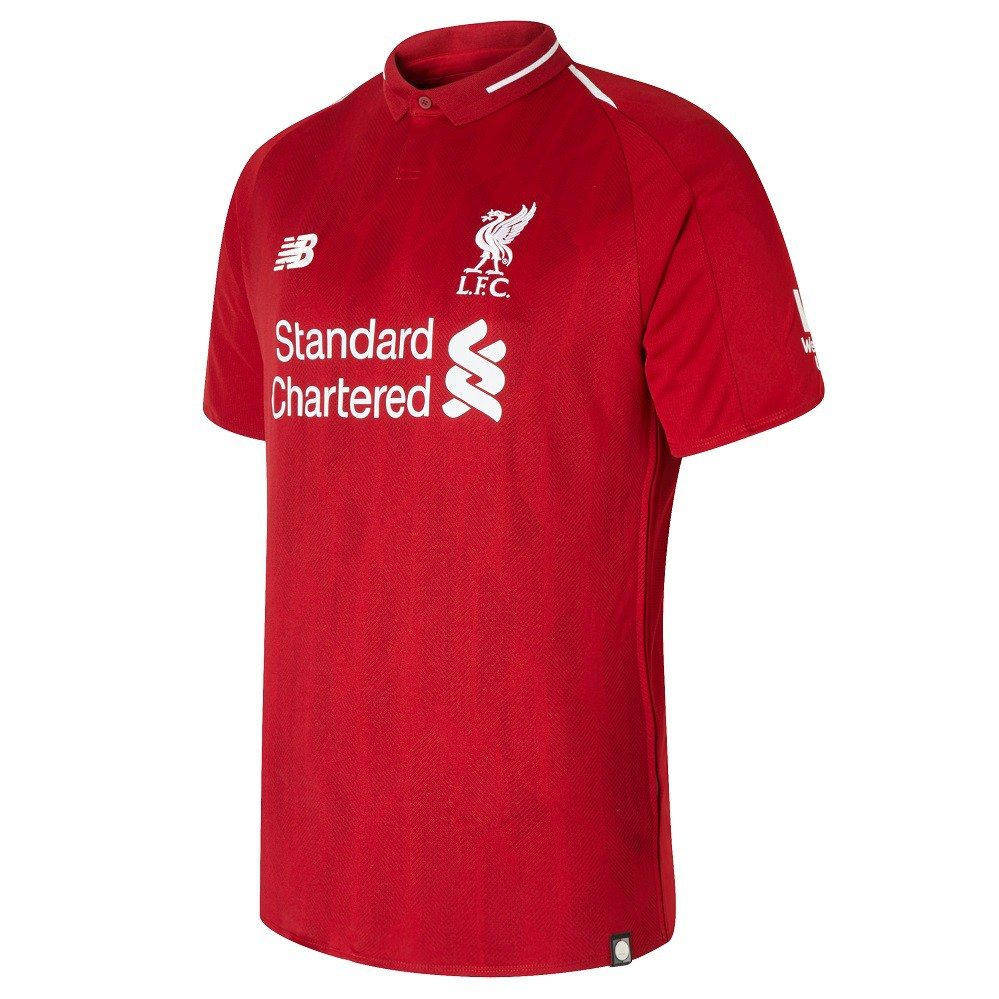 Liverpool home jersey - youth