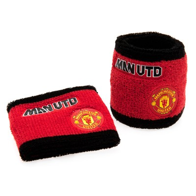 Manchester United wristbands Man Utd logo
