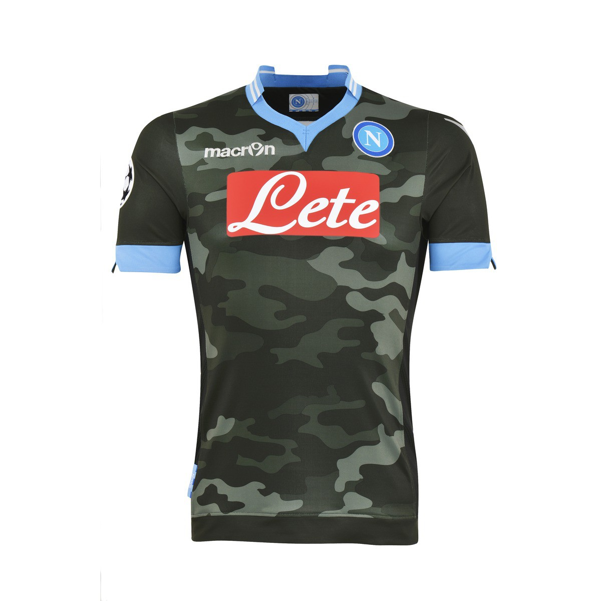 Napoli UCL away jersey 2013/14