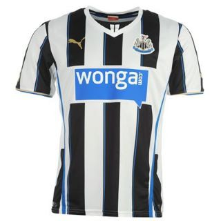 Newcastle United home jersey 2013/14