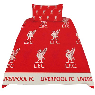 Liverpool duvet set Liverbird