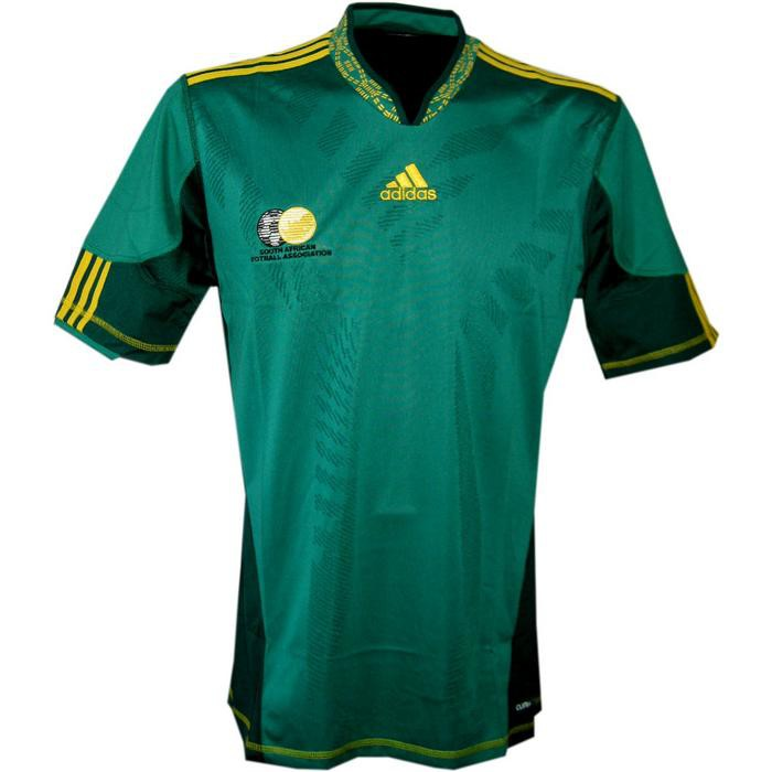 South africa away jersey 2010